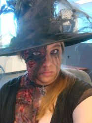 Burned Witch Halloween 2013 by whitneyc