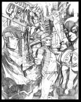 marvel young guns by Peter-v-Nguyen