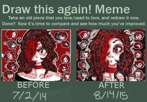 Before and After Meme Take 2 by ShiNevermore
