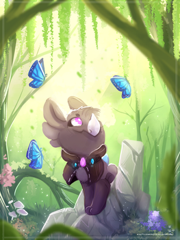 A beautiful nature by nutty-stardragon