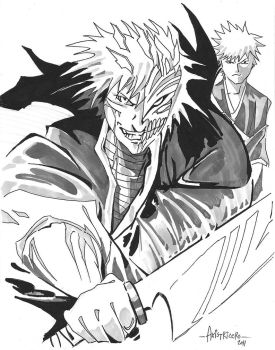 Ichigo of Bleach by axis000