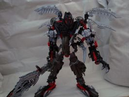 Makuta Teridax by Unleashed-Fear