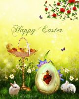 Have a blessed Easter by Nataly1st