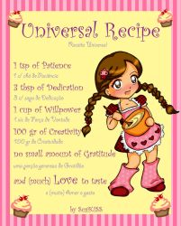 Universal Recipe by SusiKISS