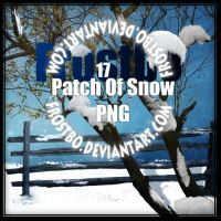 PNG Snow Patch by FrostBo