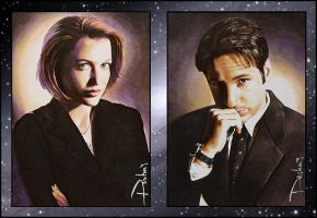 X-FILES by DavidDeb