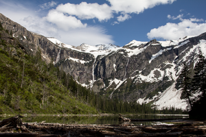 Avalanche Lake by TimGrey
