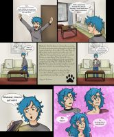 Makoto the Magical Girl pg 1 - TG by TheMightFenek