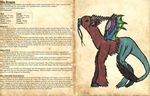 A Complete Guide to Dragons: Silo Dragon by Greenpolarbear47