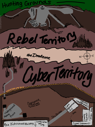 |TTD|The Fallout Region|Territory Map| by kamokanine
