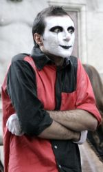 Clown 5 by Crampo