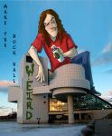 Make the Rock Hall Weird by crumblygumbly