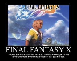 Final Fantasy X by Snow22