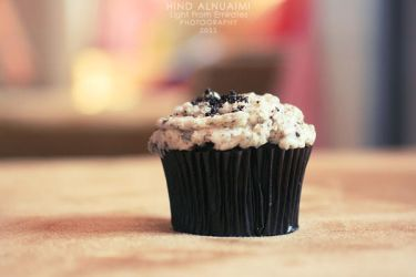 Oreo CupCake. .. by light-from-Emirates