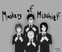 Masters of Mishief by Cricky-Vines