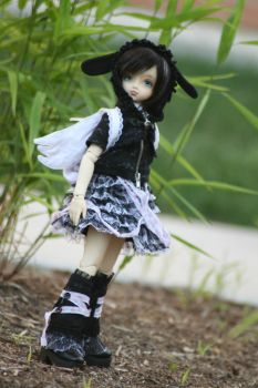 In The Garden 2 by CathyM