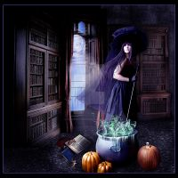 Witching Hour by FrozenStarRo