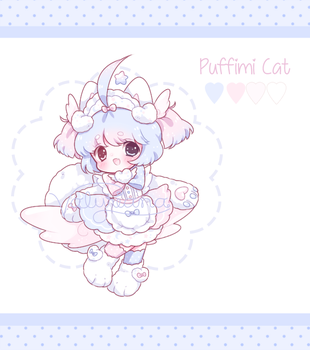 [OPEN] Dream Maid Puffimi by Valyriana
