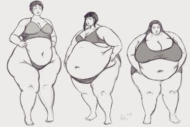 Body Shapes by Ray-Norr