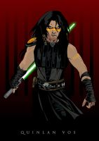 Quinlan Vos by witchking08