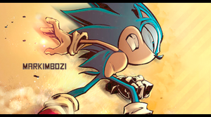 Sonic Sign by wh47