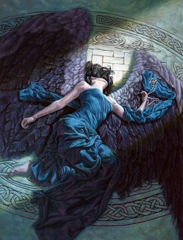 Fallen Angel by Michael-C-Hayes