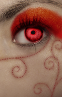 Vampire Eye by Graciebug