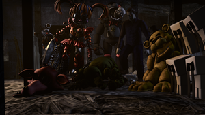 [SFM FNAF] Look at What you Made of Us... by FuzzleBuzzle