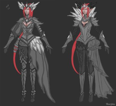 ArtWar WIP 01 by YBourykina