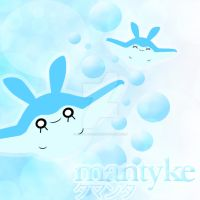 mantyke wallpaper