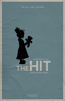 Minimalist Movie Poster - The Hit by chorvath8