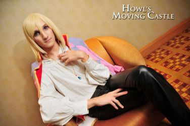 Howl's Moving Castle by mrkittycosplay