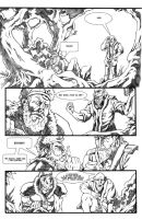 Comic AotH: the King  - Pg1 by Kuzcopia