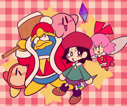 kirby 64 by marciimo