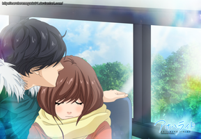 Ao Haru Ride 40: Why I did not notice before? by NarutoRenegado01