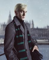 Draco Malfoy by chouette-e