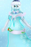 Adoptable: Snow (Closed) by TheBirthdayMuffin