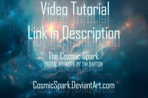 Nebula Painting Video Tutorial by cosmicspark
