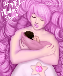 Mothers Day-Steven Universe by RedSerenity6