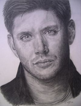 Angsty Dean by hsr62