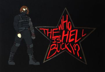Who the hell is Bucky? ~Paper by RidiculousRandomHero