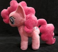 Filly Pinkie Pie by The-Night-Craft
