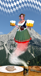 Genies of the World: Bavaria by hippo2