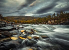 Autumn in Abisko by m-eralp