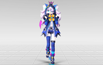 [MMD-Elsword] Lu Chiliarch DOWNLOAD! by Darknessmagician