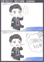 Baby Connor comic by sommerannie