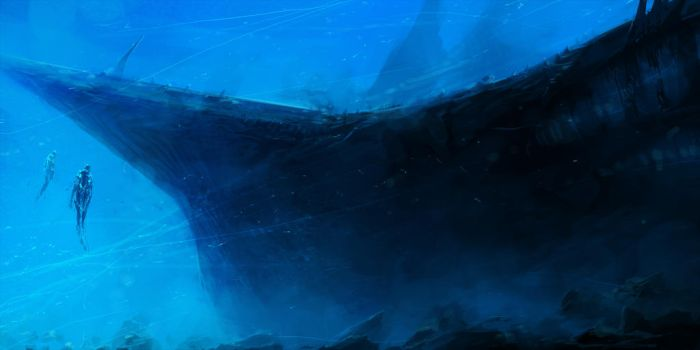 Underwater by ChrisCold