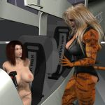 Trouble in the Huma System 1 - 07 by Daniel-Remo-Art