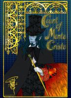Count of Monte Cristo by lazendar