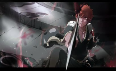 BLEACH:re - The Death and Strawberry: Re by IFrAgMenTIx